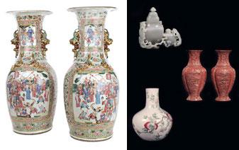 Valutazione vasi cinesi barbieri antiquariato for Vasi cinesi antichi antiquariato