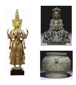 Compro Bronzo antico Cinese