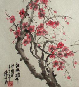 Dipinti Cinesi