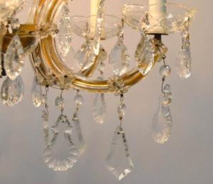 Lampadari antichi